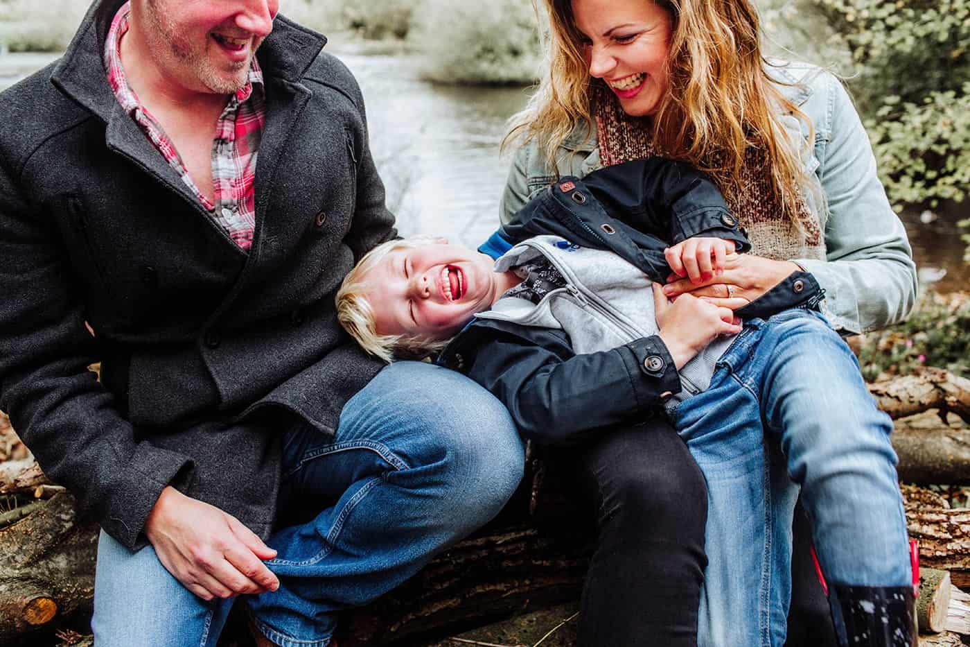 documentary family portrait