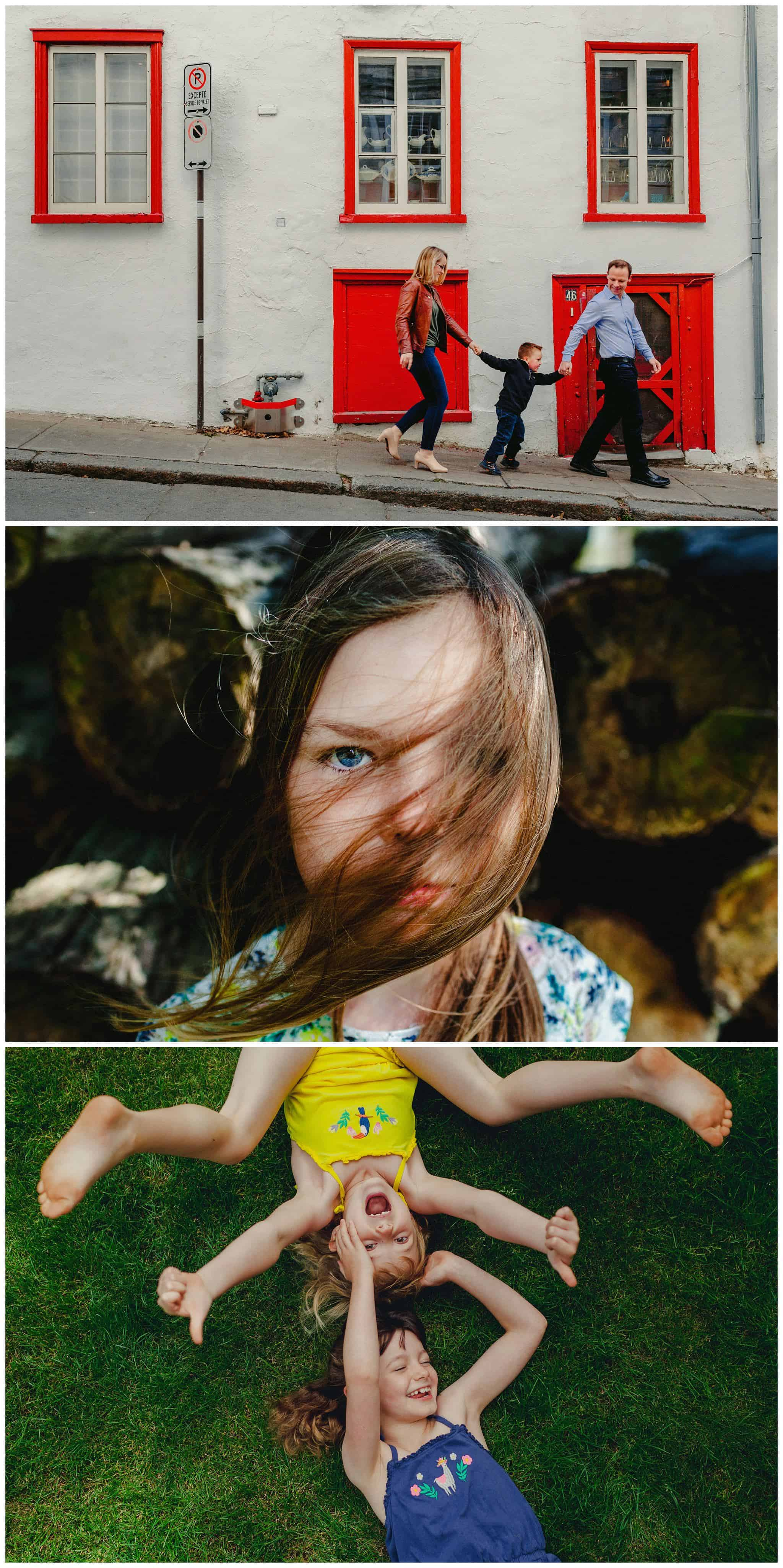 Best Montreal family photographers