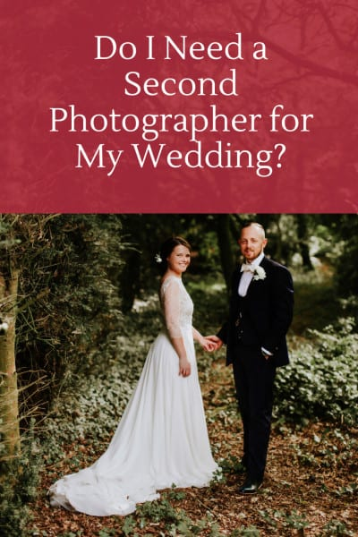 Do We Need a Second Photographer for Wedding?